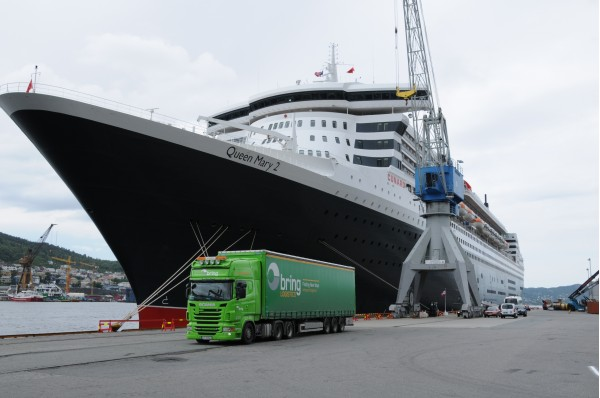 Bring terminal Bergen juni 2011